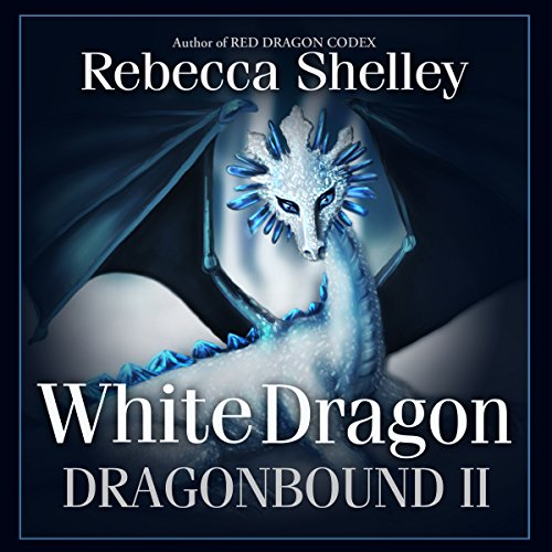 White Dragon audiobook cover art