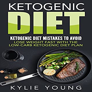 Ketogenic Diet: Ketogenic Diet Mistakes to Avoid audiobook cover art