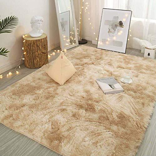 ERTYR Flauschiger Teppich 120 * 200 cm