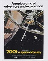 直輸入、大きな写真「2001年宇宙の旅」2001 a Space Odyssey、#4102