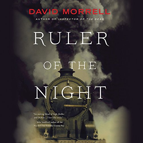 Ruler of the Night audiobook cover art