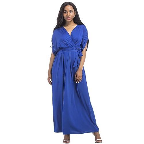 Batwing Dresses for Plus Size: Amazon.com