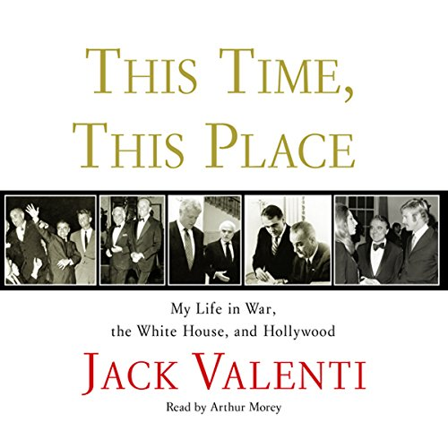 This Time, This Place audiobook cover art