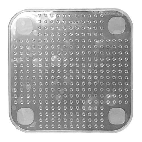 Kaned Película adhesiva reutilizable respetuosa con el medio ambiente de plástico para la conservación de alimentos, 4 unidades