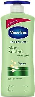 Vaseline Body Lotion Aloe Soothe, 400ml