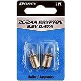 Dorcy 41–16622C/2AA–2,2V 0,47A bayoneta Base Krypton–Bombilla de...