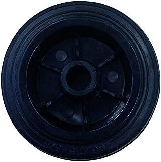 HSI ruedas para ruedas con llanta de plástico, 140 mm, 1 pieza, 256160.0