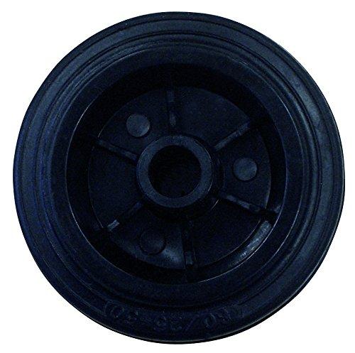 HSI ruedas para ruedas con llanta de plástico, 200mm, 1pieza, 256190.0