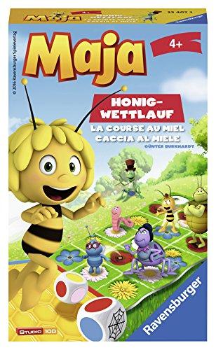Ravensburger Mitbringspiele 23407 - Biene Maja Honig-Wettlauf