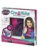 Cra-Z-Art Tejedor de bufandas Shimmer'n Sparkle (Colorbaby 44091)