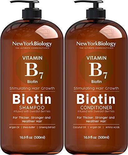 Biotin Shampoo and Conditioner Set …