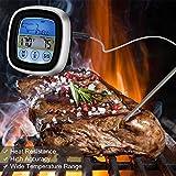 Zoom IMG-1 termometro cucina forno barbecue con