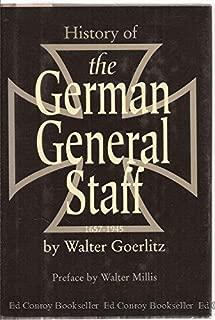 Best german general staff Reviews