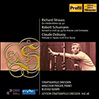 Staatskapelle Dresden Edition 28 by Robert Schumann (2009-09-29)
