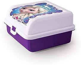 Sanduicheira Duplex Frozen Plasútil Roxo 1, 3L Plástico