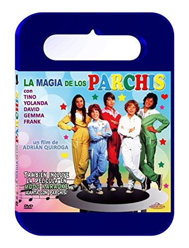 La magia de los Parchis [DVD]