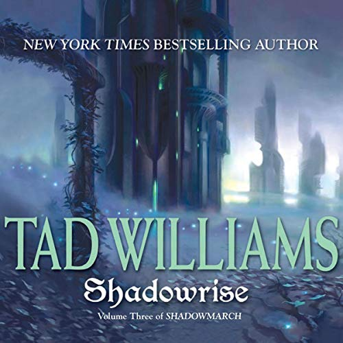 Shadowrise audiobook cover art