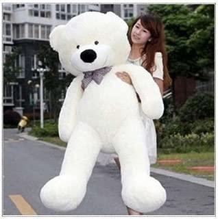 YunNasi Gigante Teddy Oso de Peluche Animal de Felpa (Blanco