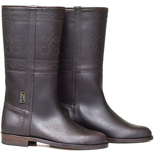 Stiefel damen herren haut cowboy boots spanisch Valverde del Camino (38 EU)