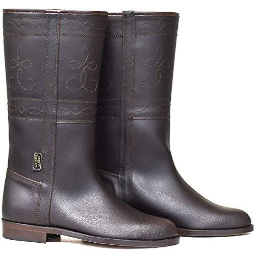 Stiefel damen herren haut cowboy boots spanisch Valverde del Camino (43 EU)