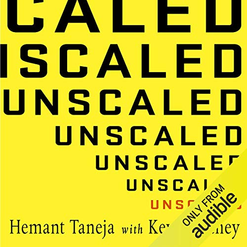 Unscaled cover art