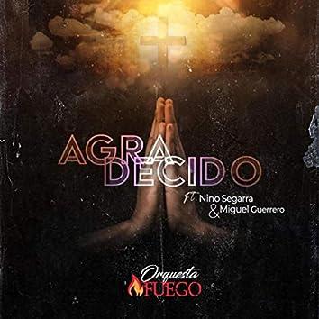Agradecido (feat. Nino Segarra & Miguel Guerrero)