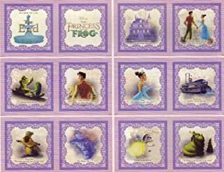 Best disney princess and the frog fabric Reviews