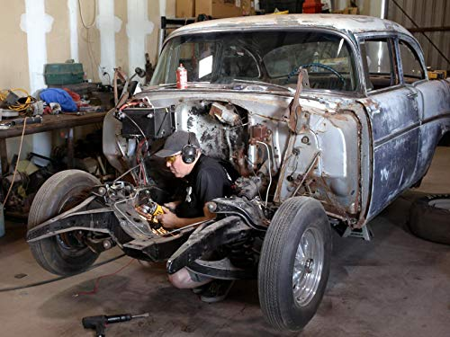 Fixing the '56 Chevy!
