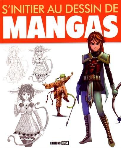 S'initier au dessin de manga