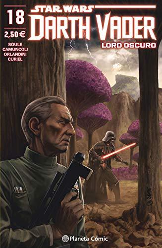 Star Wars Darth Vader Lord Oscuro nº 18/25 (Star Wars: Cómics Grapa Marvel)