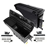 A-Premium Storage Box Case Truck Bed for Dodge Ram 1500 2500 3500 2002-2018 Rear Driver and Passenger side 2-PC Set