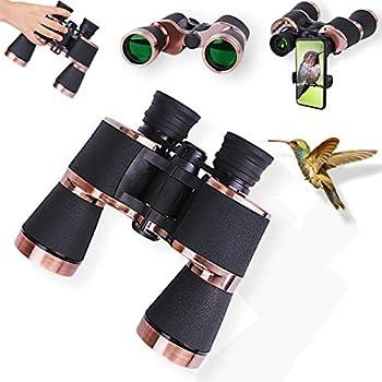 Qudodo MPN-WYJ 20x50 Porro Prism Binocular