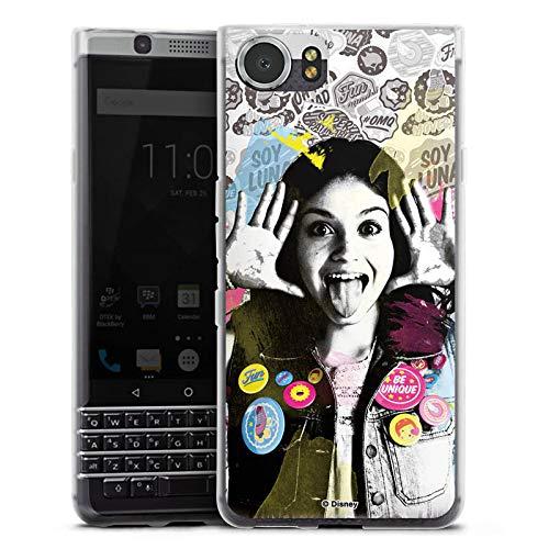 DeinDesign BlackBerry KeyOne Silikon Hülle Case Schutzhülle Soy Luna Disney Fanartikel Geschenke