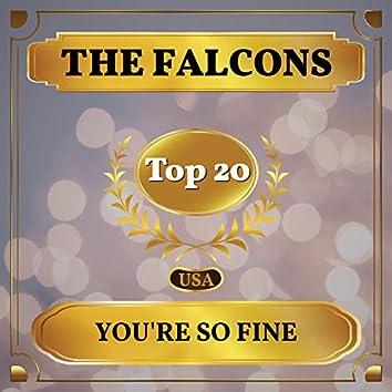You're So Fine (Billboard Hot 100 - No 17)