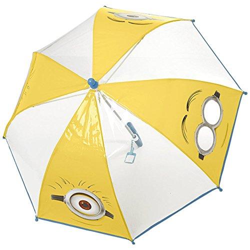 Minions Kinderschirm Regenschirm Stockschirm