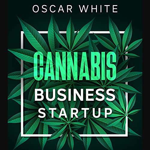 Cannabis Business Startup cover art