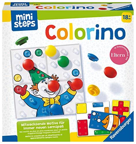 Ravensburger ministeps 04165 Colorino, Grey