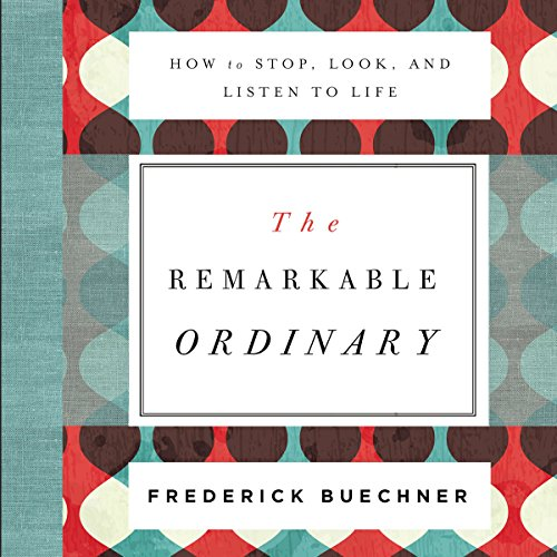 The Remarkable Ordinary audiobook cover art