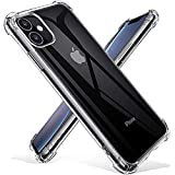 Joyguard iPhone 11 Case with [2*Tempered Glass Screen