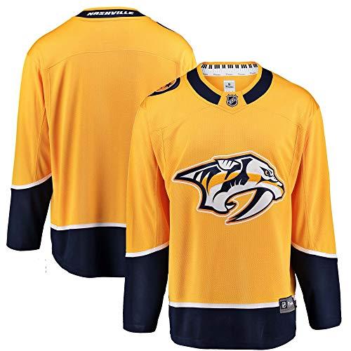 Fanatics Nashville Predators Breakaway NHL Trikot Home Gelb, XL