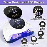 Zoom IMG-1 janolia 120w lampada uv led