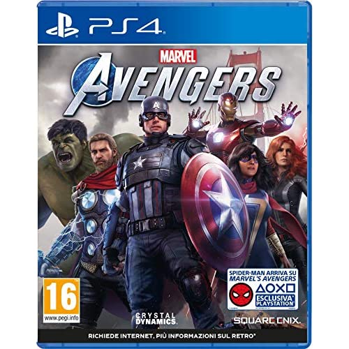 Marvel's Avengers [Esclusiva Amazon.It] - Day-One Limited - PlayStation 4