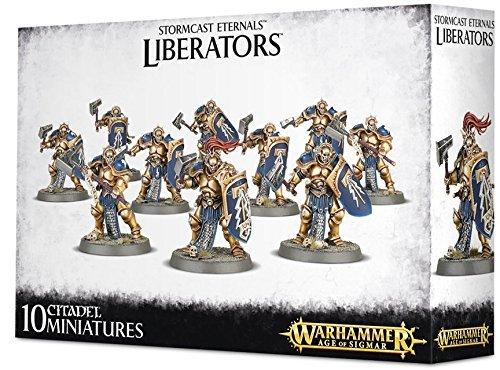 GAMES WORKSHOP 990000000000 en Stormcast Eternals Liberators