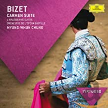 Bizet: Carmen Suite / L'arlesienne Suites