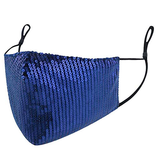Reusable Sequins Face Mask $4.50 (50% OFF Coupon)