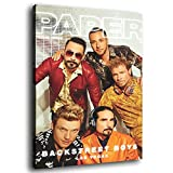 HEPILE Musikposter Sänger Backstreet Boys Las Vegas Poster