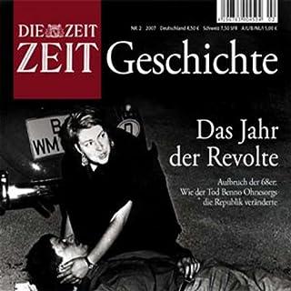 Die Revolte der 68er (ZEIT Geschichte) Titelbild