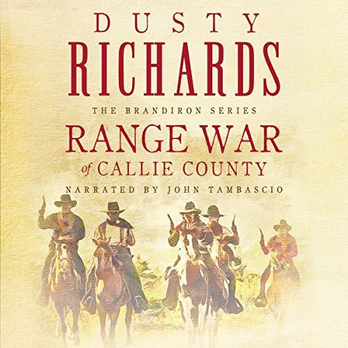 Range War of Callie County audiobook cover art