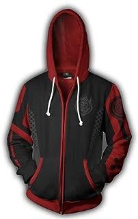 rwby zipper hoodie