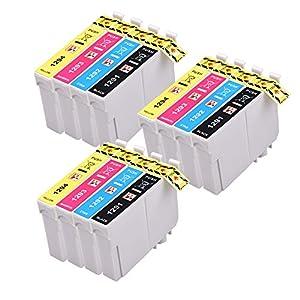 15 tintas T1291 T1292 T1293 T1294 Trabajo para Epson Stylus ...